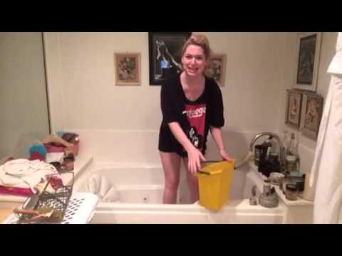 Jennifer Stone icebucketchallenge