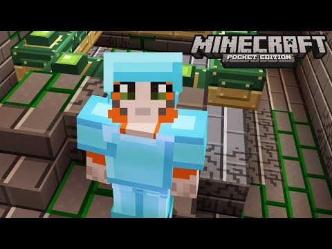 Minecraft: Pocket Edition - Flying Cows! - No Home Challenge