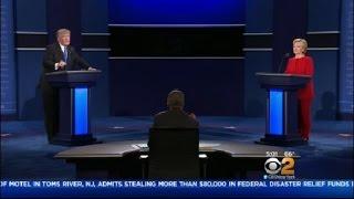 Clinton, Trump Debate Recap