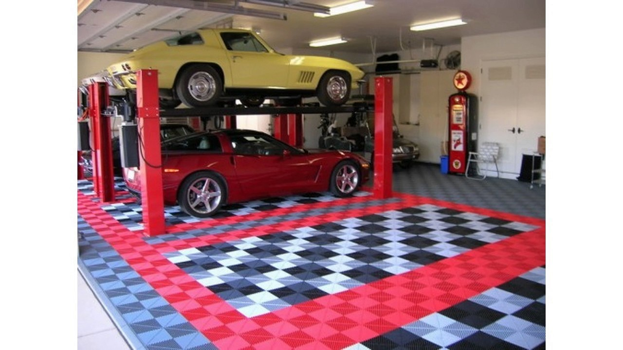 Garage decorating ideas - YouTube