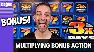 ❎ MULTIPLY That Bonus! 💰 $1500 @ San Manuel Casino ✪ BCSlots (S. 18 • Ep. 4)