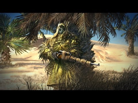 21 Custom-Headshots in Sniper Elite 3 with Gelo! |