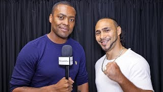 Keith Thurman PICKS BEST Spence vs Crawford & PROMISES to CLEAR OUT 147 Division!