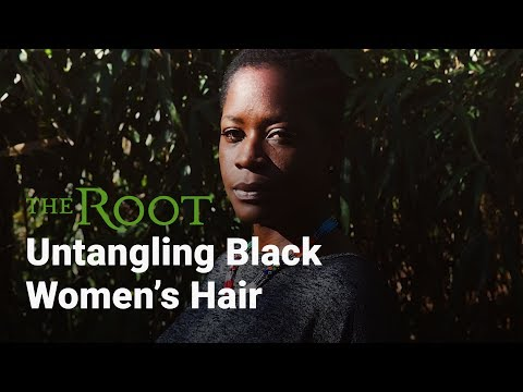 Black Women's Hair and Untangling Its Cultural Identity