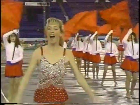 Super Bowl XXVI Pre Game 1992