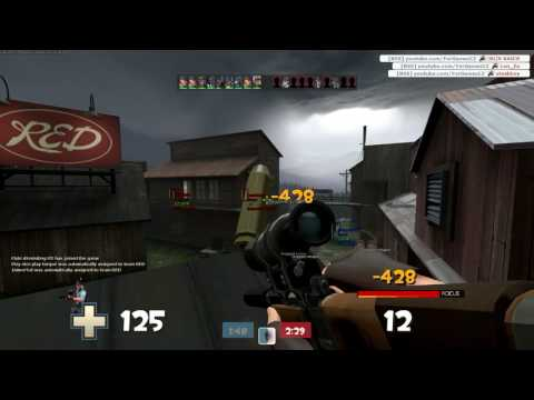 TF2 Lithium - Headshot hack [WOW]