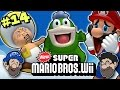 FISHY BOOPKINS TAKES OVER    New Super Mario Bros Wii    PART 14    HOBO BROS
