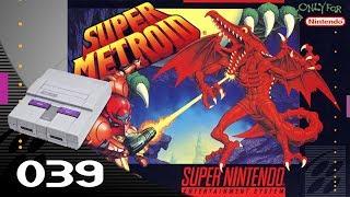 Super Metroid [039] SNES Longplay/Walkthrough/Playthrough (FULL GAME)