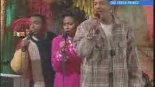 Fresh prince of belair- Singing