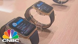 The New Apple Watch Make A Phone Call | CNBC