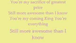 Barlow Girl - Enough [[with lyrics]]