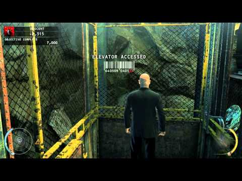 Hitman: Absolution - Challenge Guide - Mission 11 - Dexter Industries -