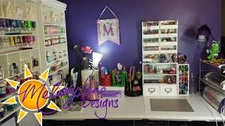 Craft Room Tour 2014