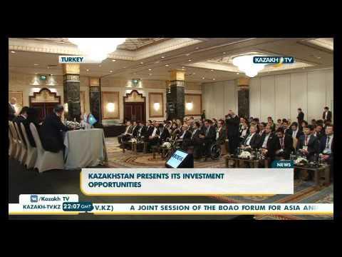 Kazakhstan presents its investment opportunities - KazakhTV