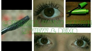 covergirl clump crusher mascara review demo   zoey marie