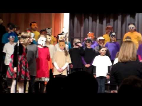 Cold Springs 3rd grade Play
