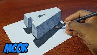 Facil Efecto 3D | Letra
