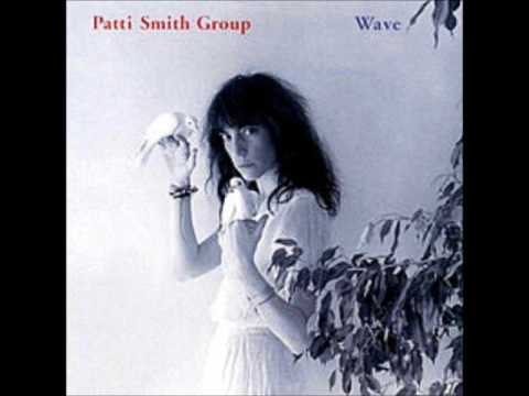 Patti Smith Group   Dancing Barefoot with Lyrics in Description