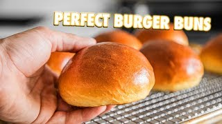 Download How To Make The Best Burger Buns Of All Time Mp3 and Videos