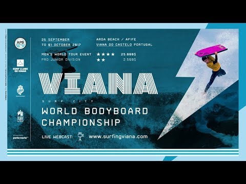 World Bodyboard Championship Viana do Castelo 2017 - Day 1