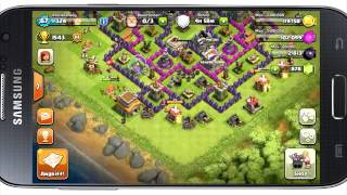 Clash of Clans #83 || Base Review und Besuche 1 || Let's Play Clash of Clans [Deutsch HD]