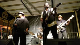 Chris Canas Band: Hey Y'all: Live at Michigan Blues Fest 2017