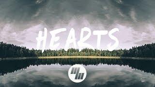 Gill Chang - Hearts (Lyrics / Lyric Video) feat. Aviella