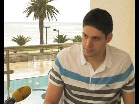 1 na 1 sportska emisija, Atlas TV, Gost: Nikola Vučević  05.05.2013. 3/3