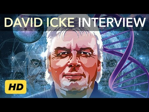David Icke Interview on the Manipulation of Perception [ENG/NL]