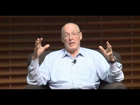 "Hank Paulson: ""It's the People Skills that Matter"""
