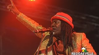 Alpha Blondy - Peace In Liberia @ Reggae Jam 2015