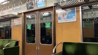 【阪急電鉄】他形式よりも窓の割合が高め! 神戸線9000系 ドア開閉 園田