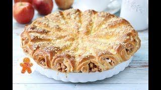 """Apple Horns"" Pie"