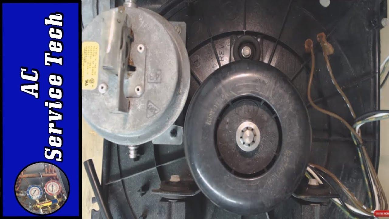 Furnace Inducer Motor Troubleshooting