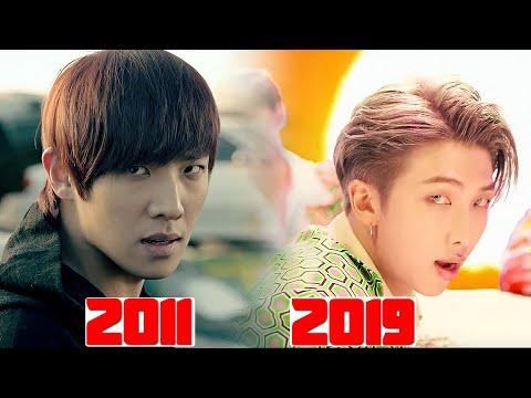 КАКИМ K-POP БЫЛ РАНЬШЕ? РЕАКЦИЯ С БРАТОМ (JVJ, MBLAQ, NUEST, SS501, Park Jung Min)