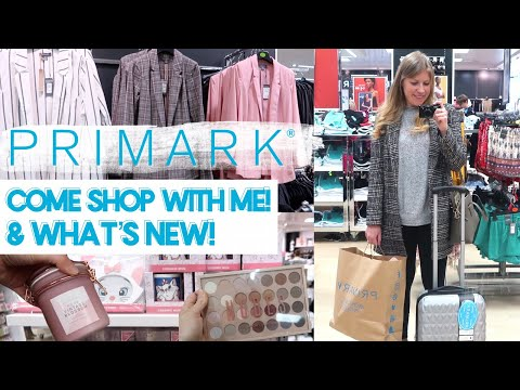 WHAT'S NEW IN PRIMARK APRIL 2018   COME SHOPPING WITH ME