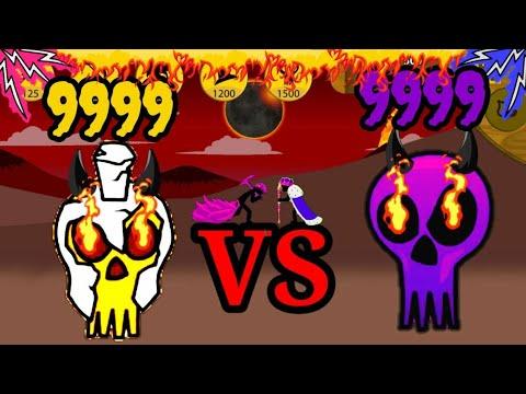 game đại chiến người que hack - Mod 9999 Khổng Lồ Người Que Đại Chiến - Hack Stick War Legacy