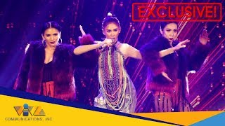 HOT: Sarah Geronimo FIRES UP  the dance floor at Miss Manila 2018 Coronation Night!