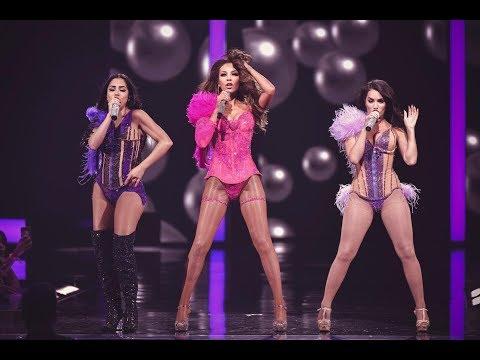 Thalía, Lali & Natti Natasha - Lindo Pero Bruto, No Me Acuerdo (Premio Lo Nuestro 2019)