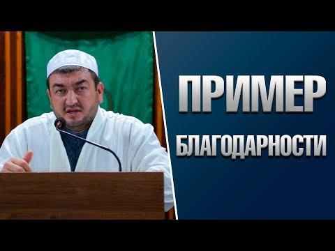 «Пример благодарности» / Умарасхаб Арсланалиев