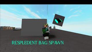 Roblox Parkour How to Find Respledent bag LOCATION