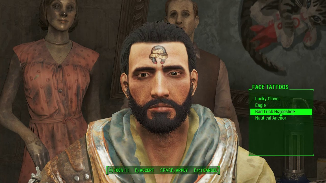 Fallout 4  See Doc Crocker About Facial Reconstruction