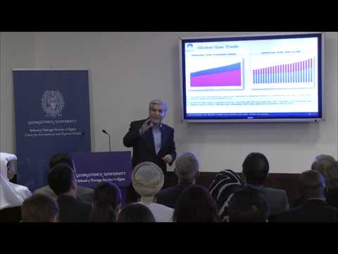 Gas and Alternative Fuels: Present and Future Shares and Challenges | H.E. Seyed Hossein Adeli