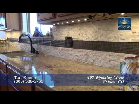 497 Wyoming Circle, Golden, Colorado, Luxury Home for Sale