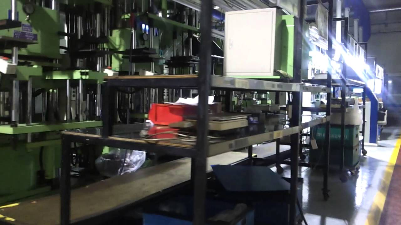 Pabrik Pres Karet Incheon Namdong Doovi