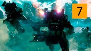 Прохождение Titanfall 2 — Часть 7: Испытание огнем