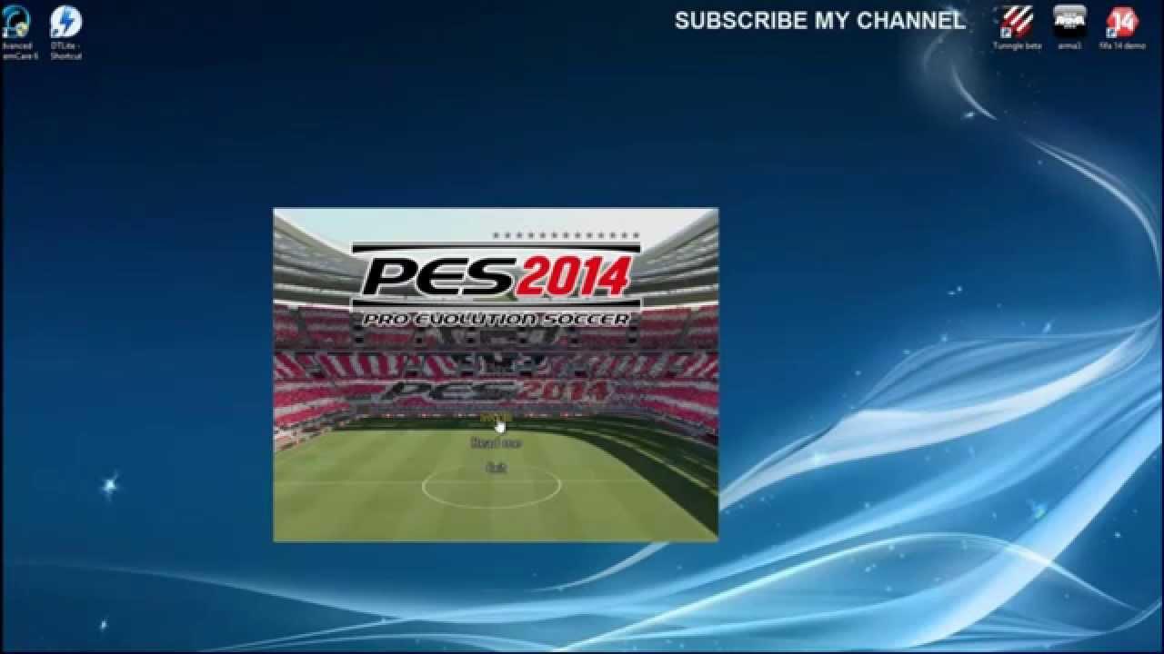pro evolution soccer 2014 pc download
