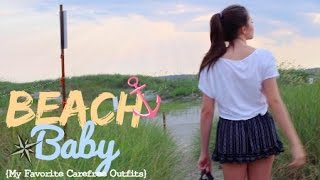 """Beach Baby"" 