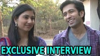 Aditya & Pankhuri's EXCLUSIVE INTERVIEW of Pyaar Ka Dard 7th January 2014 FULL EPISODE