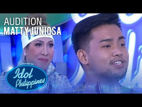 Matty Juniosa - Natural Woman   Idol Philippines 2019 Auditions